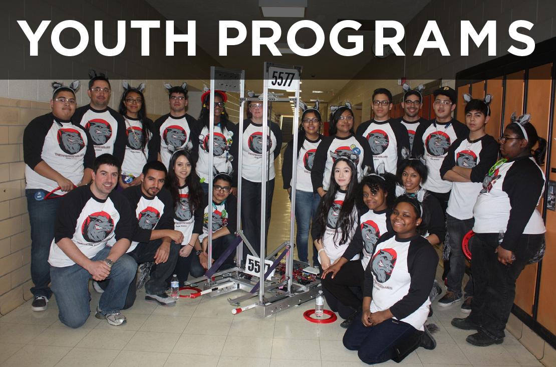 Ideal Shield's Youth Programs